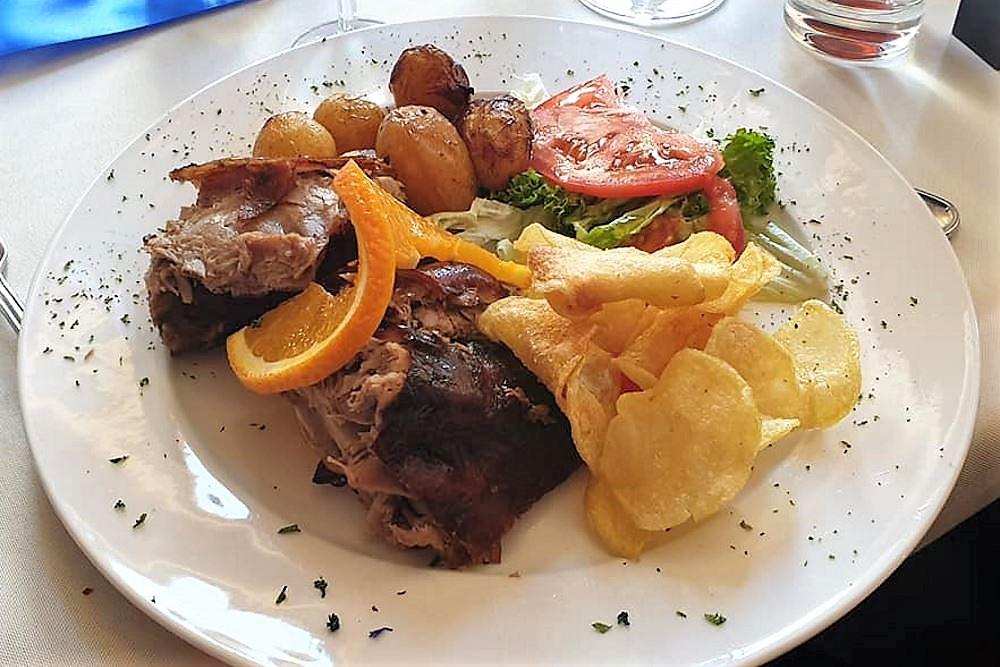 Menu Cafe Restaurant Burdun